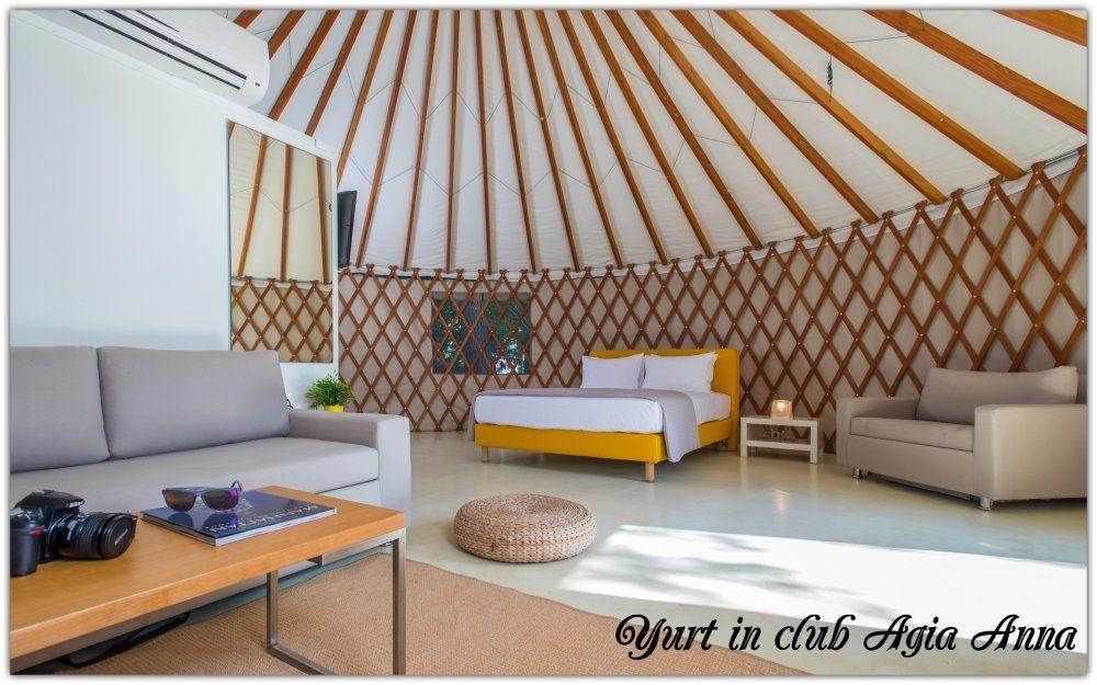 Yurt Club Agia Anna