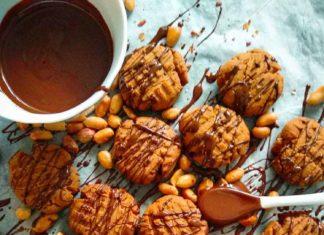 συνταγή-μπισκότα-φυστικοβούτυρο