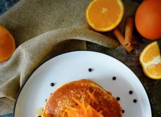 brunch-pancakes-συνταγή